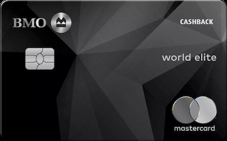 Card for Carte Mastercard BMO Remises World Elite