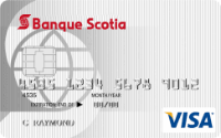 Card for Carte Visa minima Scotia sans frais annuels