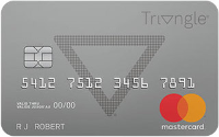 Card for Mastercard Triangle