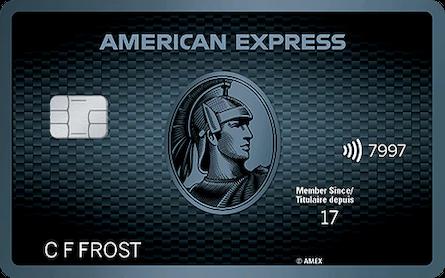 Card for Carte Cobalt American Express