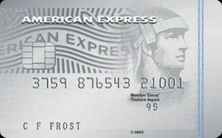 Card for Carte de crédit Essentielle American Express