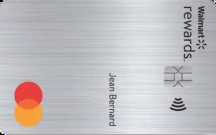 Card for Carte de récompenses Walmart Mastercard